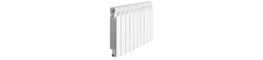 Радиаторы алюминевые и биометаллические, стальные