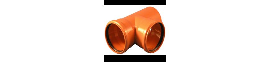 Канализация оранжевая